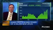 gold - barry dawes on cnbc